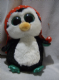 TY Beanie Boos 8inch plush penguin Freeze.